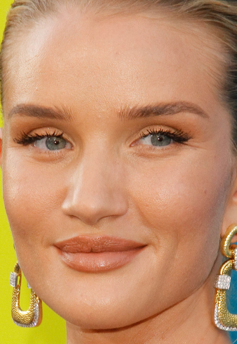 Rosie Huntington-Whiteley, The Meg premiere, 2018