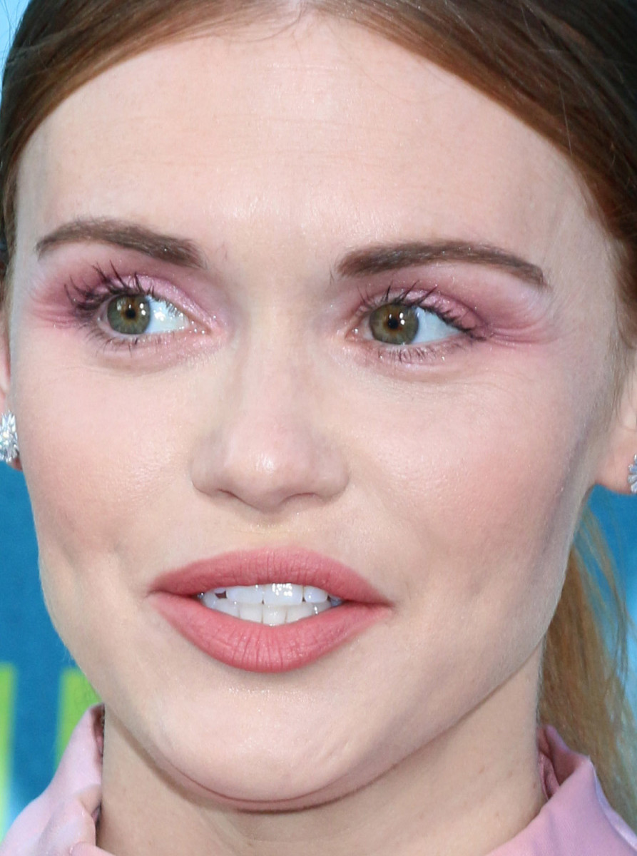 Holland Roden, The Meg premiere, 2018