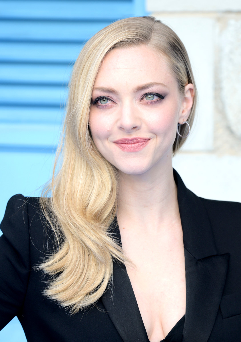 Amanda Seyfried, Mamma Mia Here We Go Again world premiere, 2018
