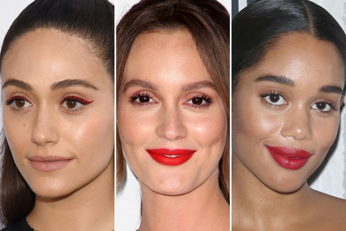 Emmy Rossum, Leighton Meester, Laura Harrier