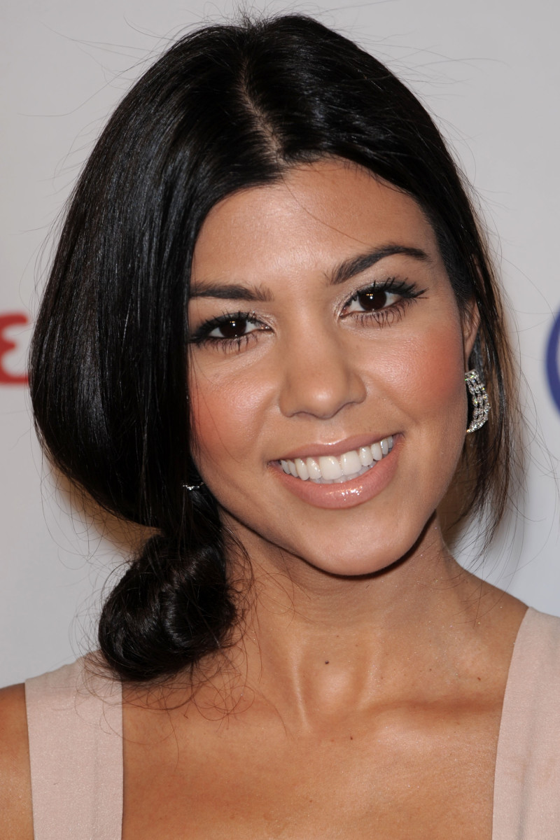 Kourtney Kardashian Before And After The Skincare Edit