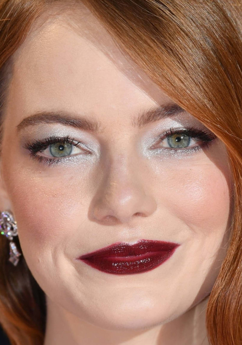 Emma Stone, The Favourite premiere, 2018