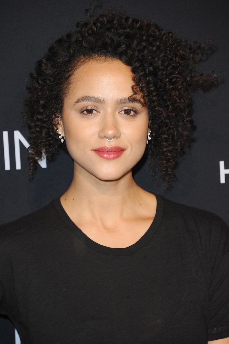 Nathalie Emmanuel, Elle Women in Hollywood celebration, 2018