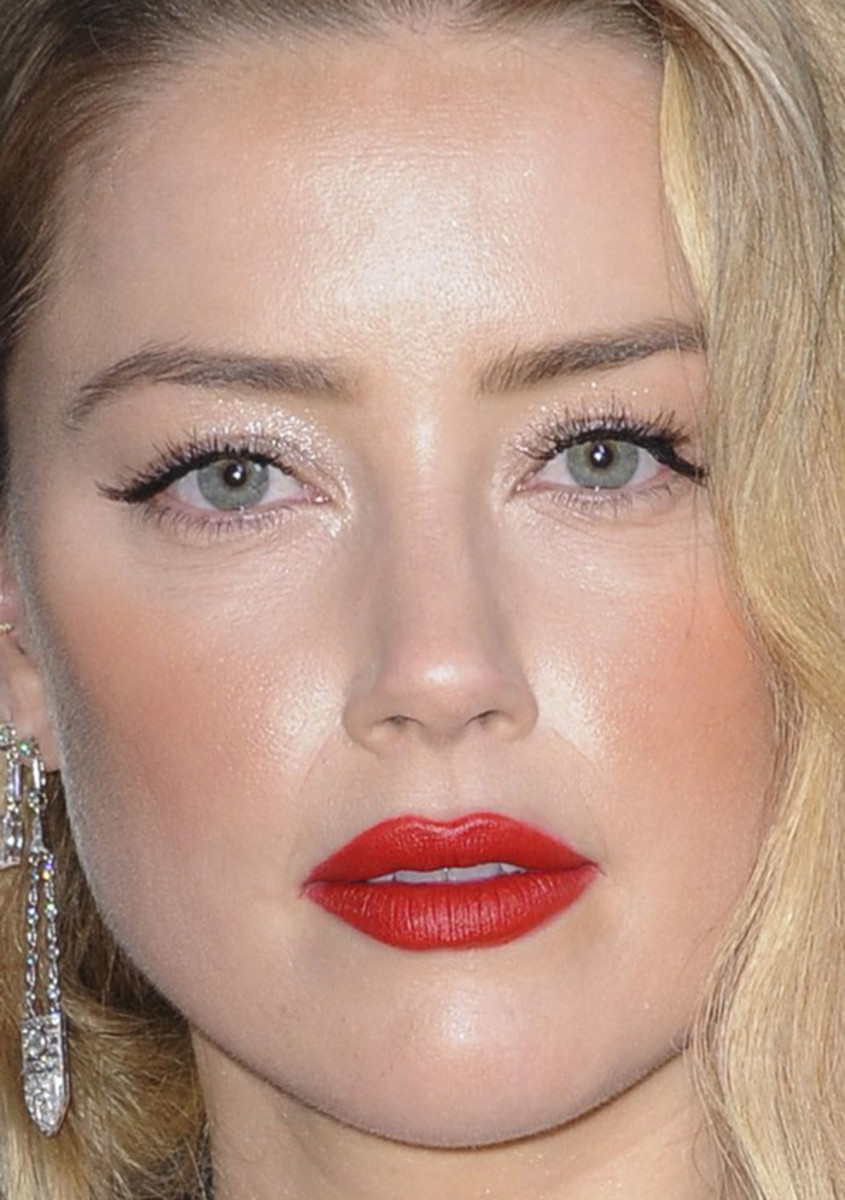 Amber Heard, London Fields premiere, 2018