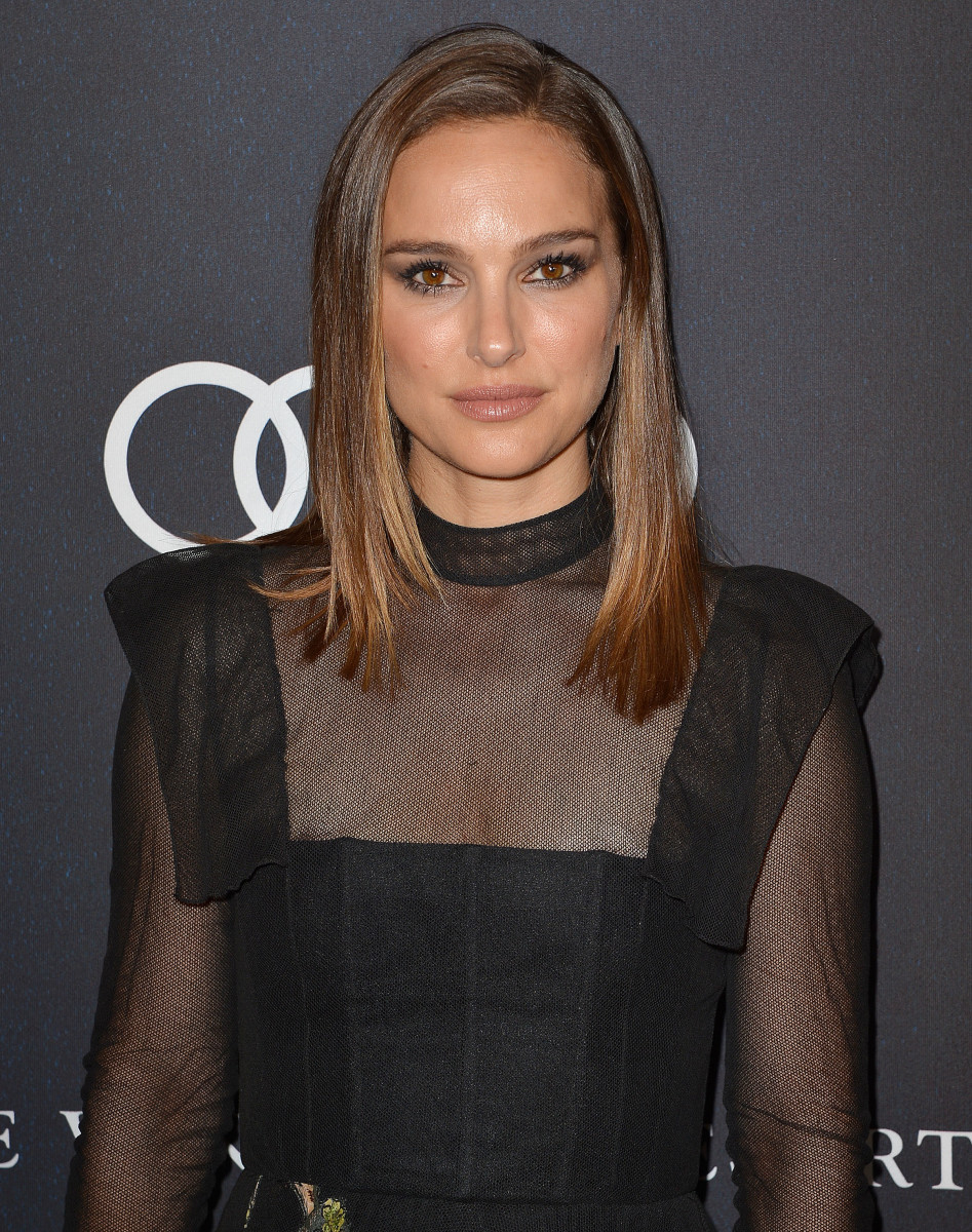 Natalie Portman, Variety Power of Women event, 2018