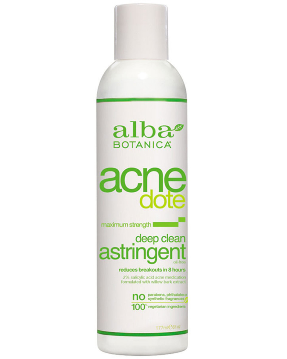 Alba Botanica Natural ACNEdote Deep Clean Astringent