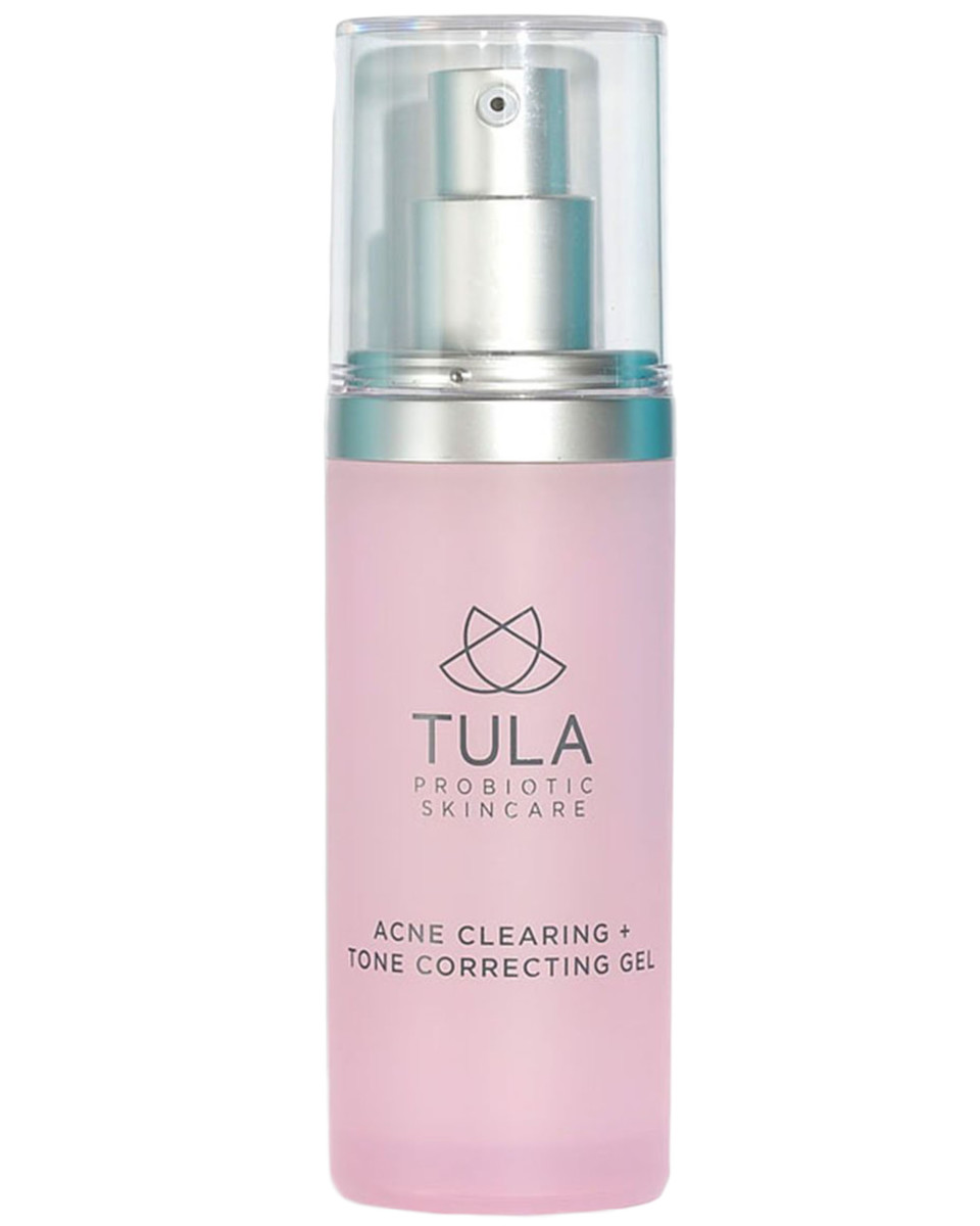 TULA Acne Clearing Tone Correcting Gel