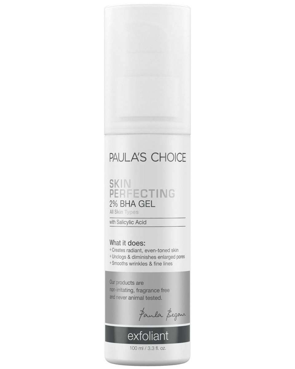 Paula's Choice Skin Perfecting 2 Percent BHA Gel Exfoliant