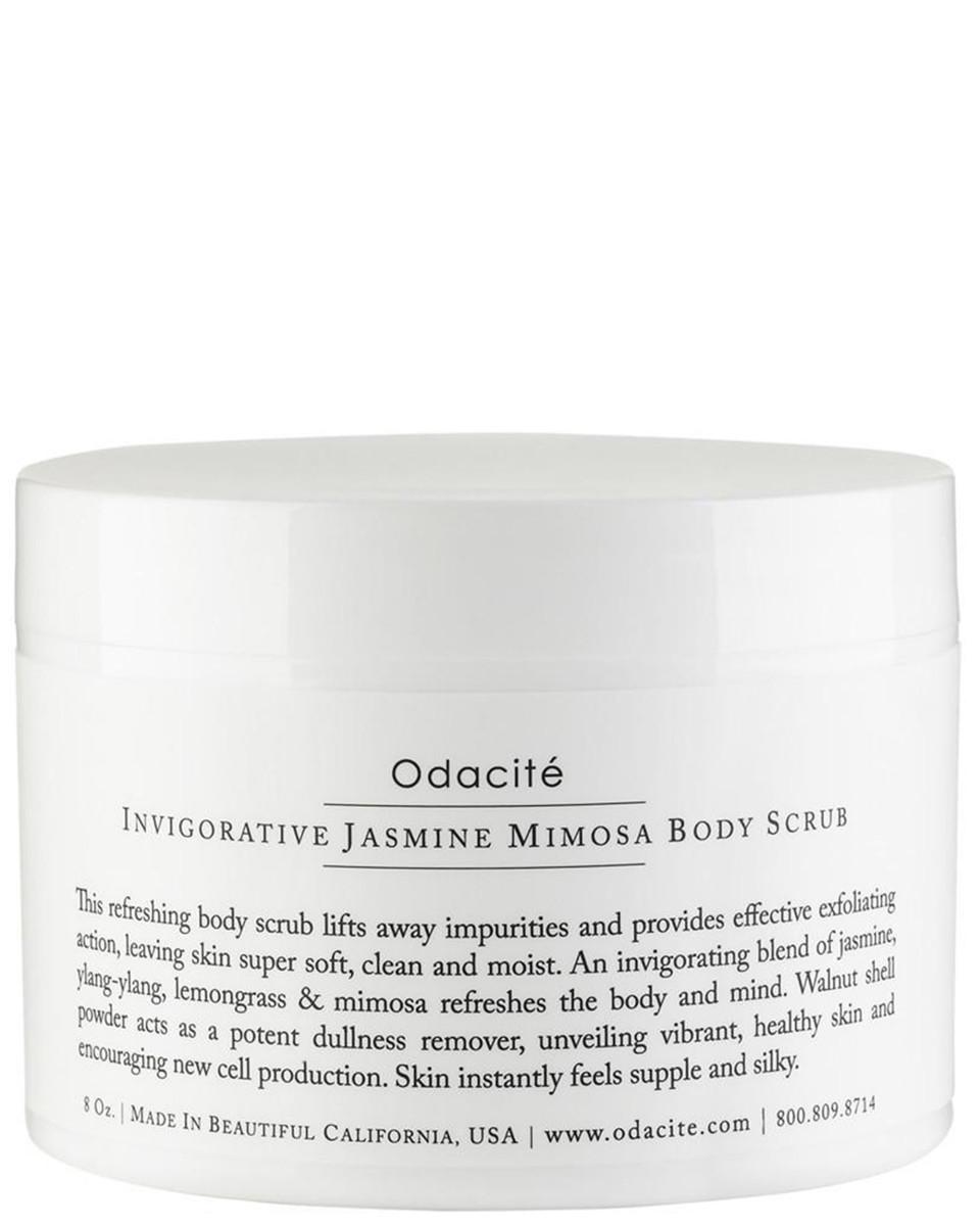 Odacite Invigorative Jasmine Mimosa Body Scrub