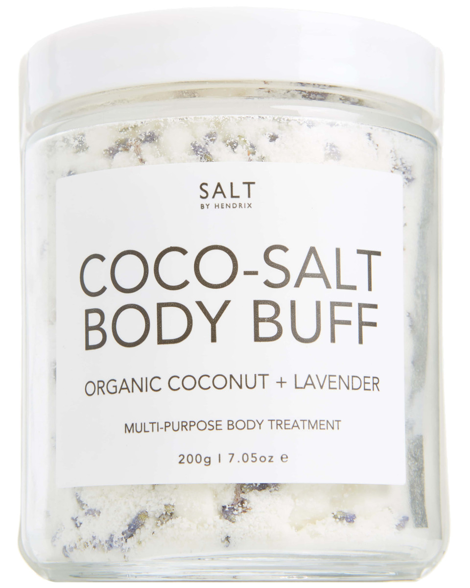 Salt by Hendrix Coco-Salt Body Buff
