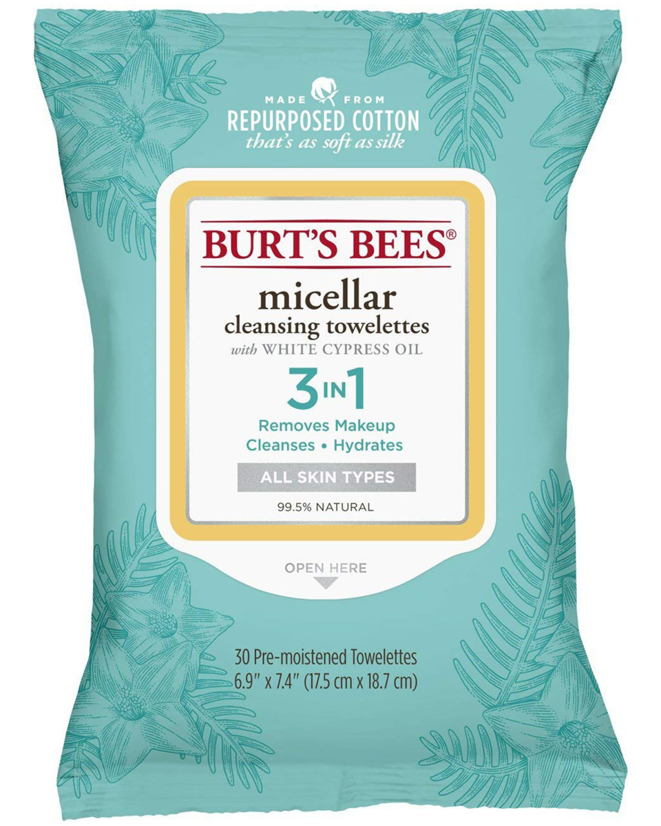 Burt's Bees Micellar Cleansing Towelettes