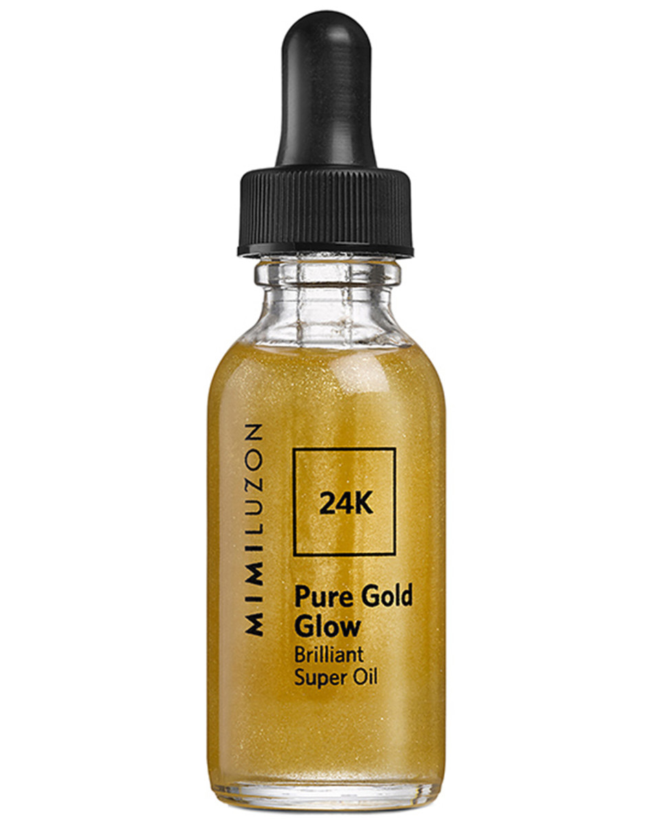 Mimi Luzon 24K Pure Gold Glow Brilliant Super Oil