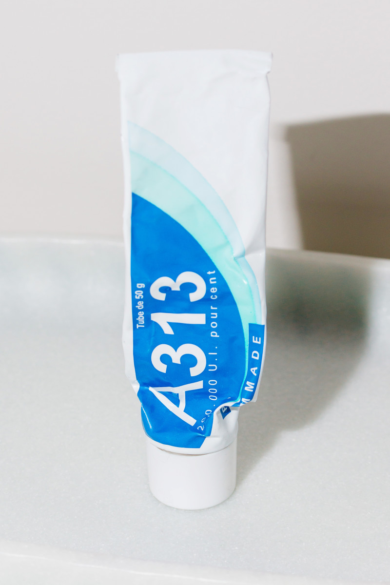 A313 Vitamin A Pommade
