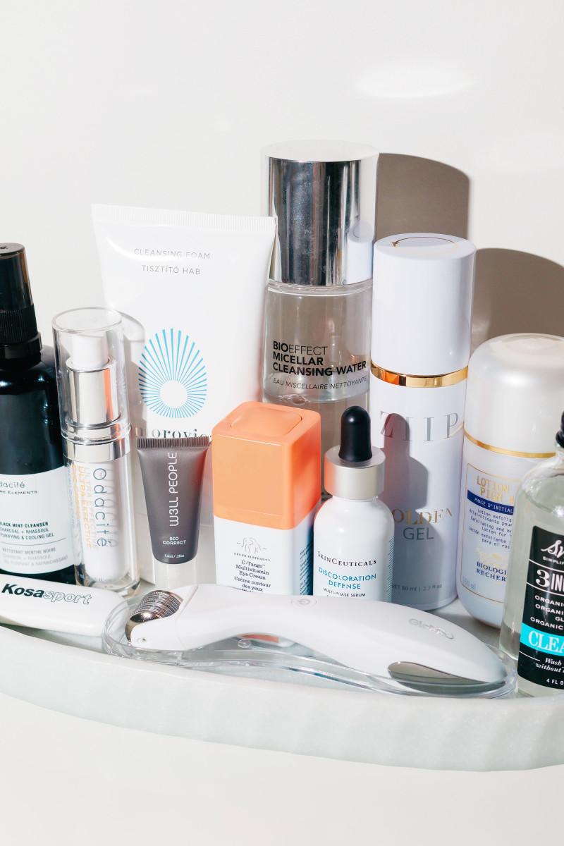 Skincare routine spring 2019