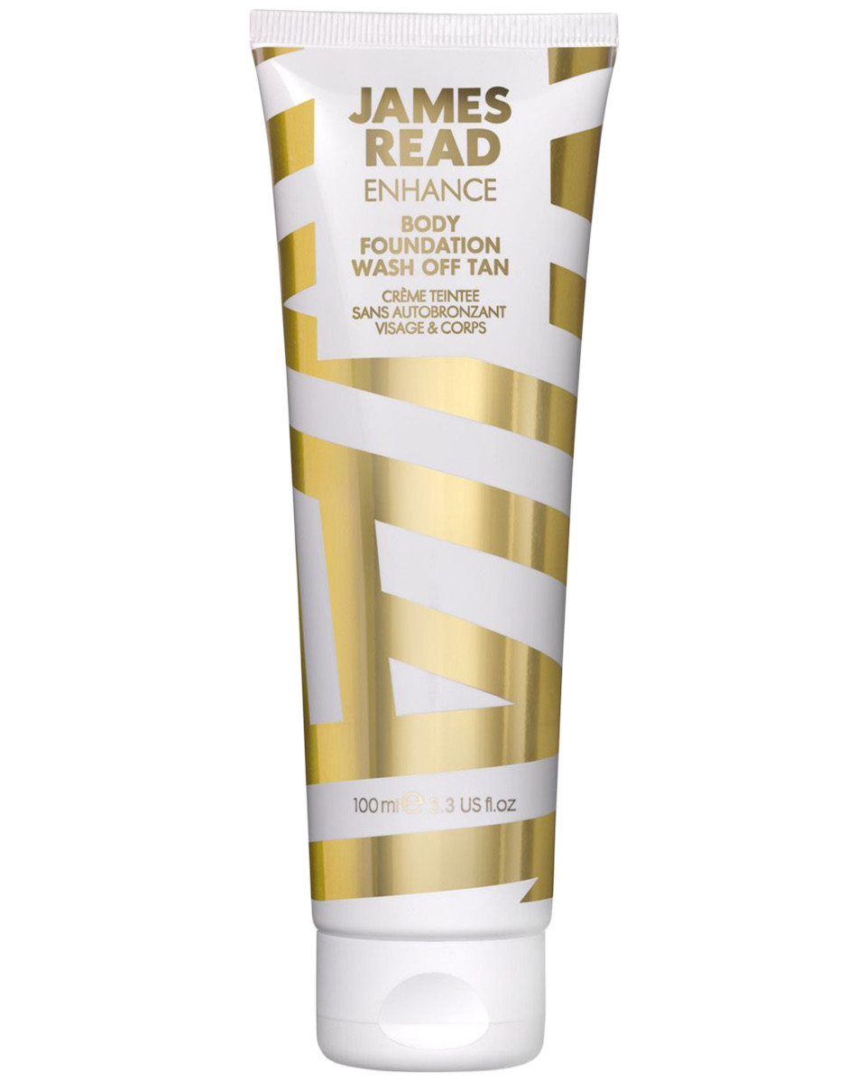 James Read Enhance Body Foundation Wash Off Tan