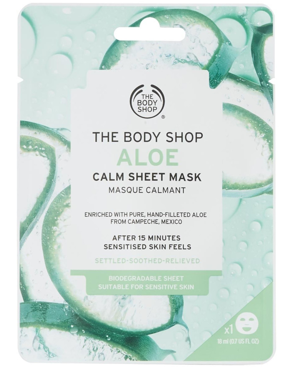 The Body Shop Aloe Calm Sheet Mask