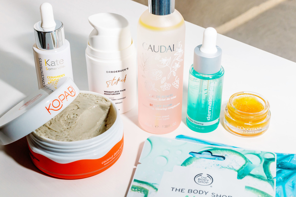 New skincare products summer 2019
