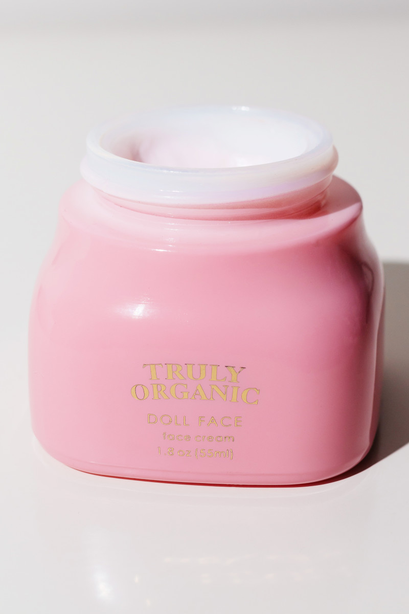 Truly Organic Doll Face Face Cream