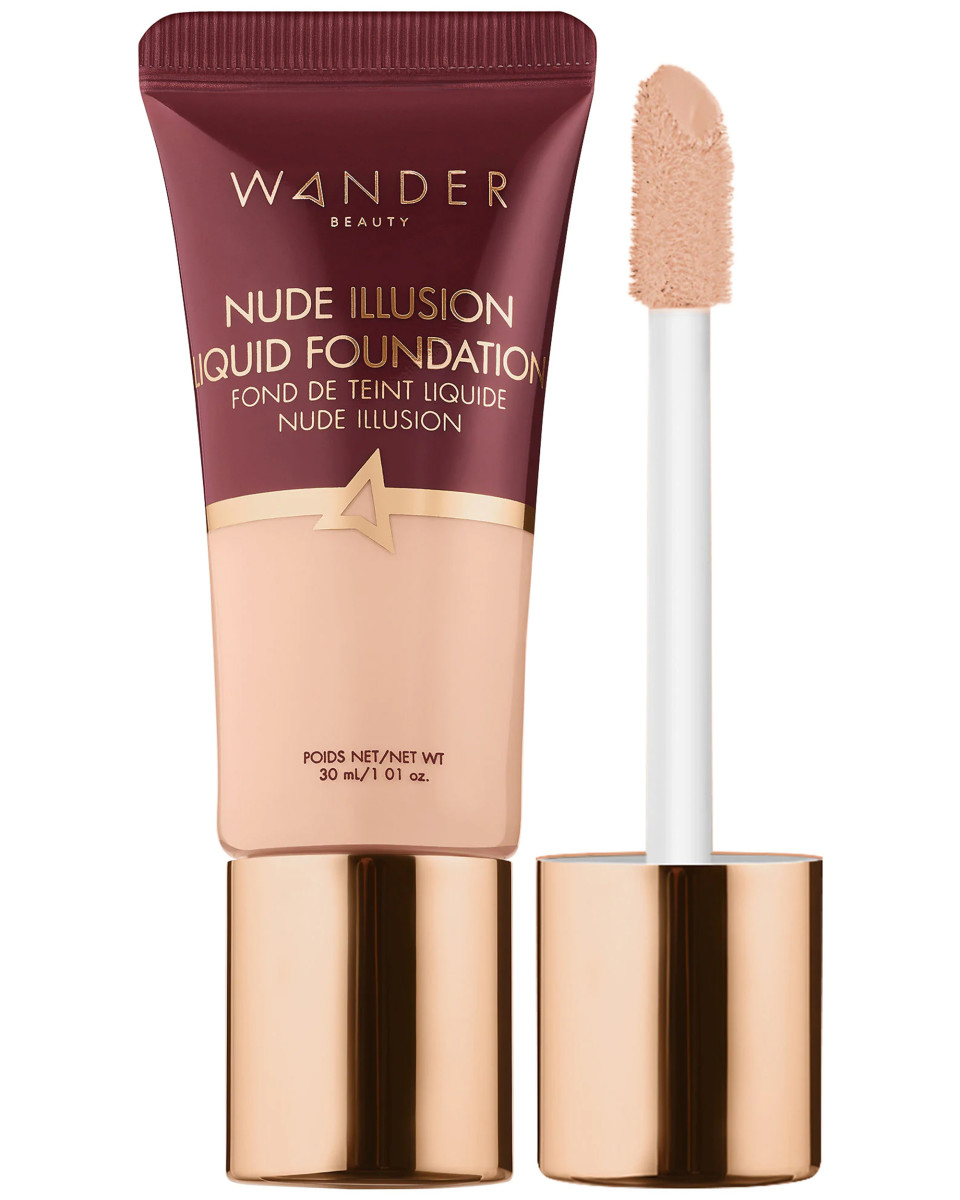 Wander Beauty Nude Illusion Liquid Foundation