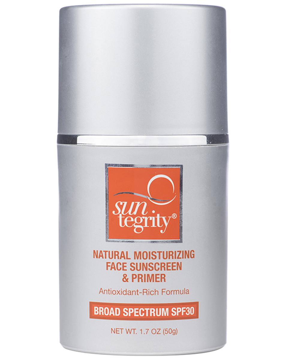 Suntegrity Natural Moisturizing Face Sunscreen and Primer SPF 30