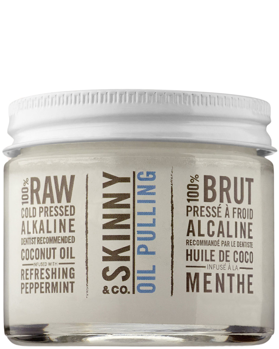 Skinny and Co. Oil Pulling