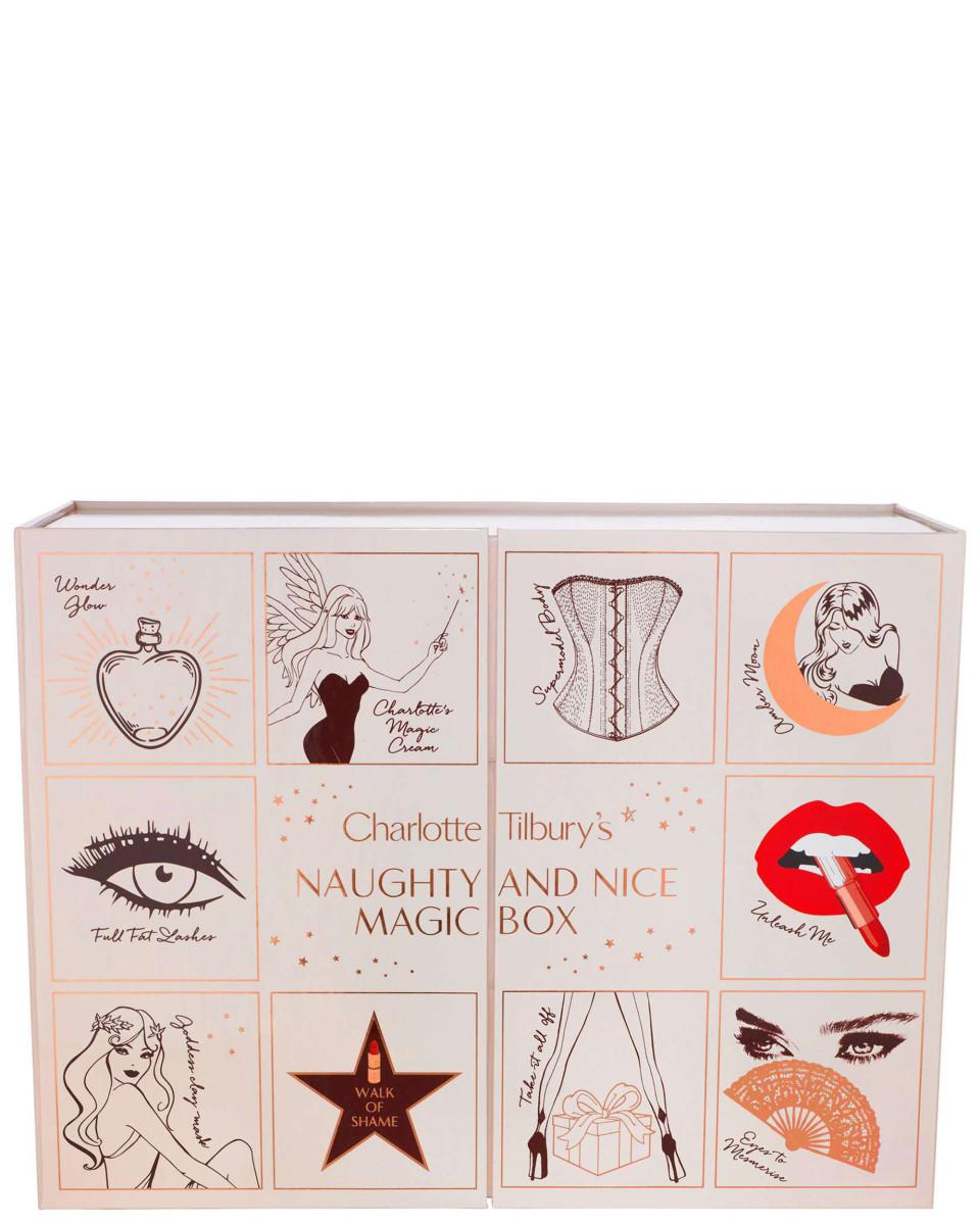 Charlotte Tilbury Naughty and Nice Magic Box