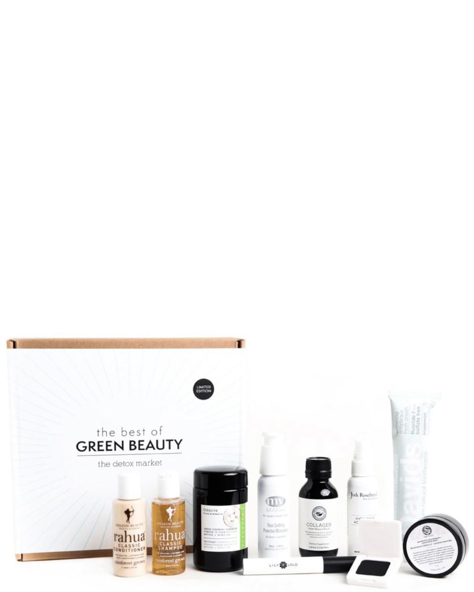 The Detox Market Best of Green Beauty Box