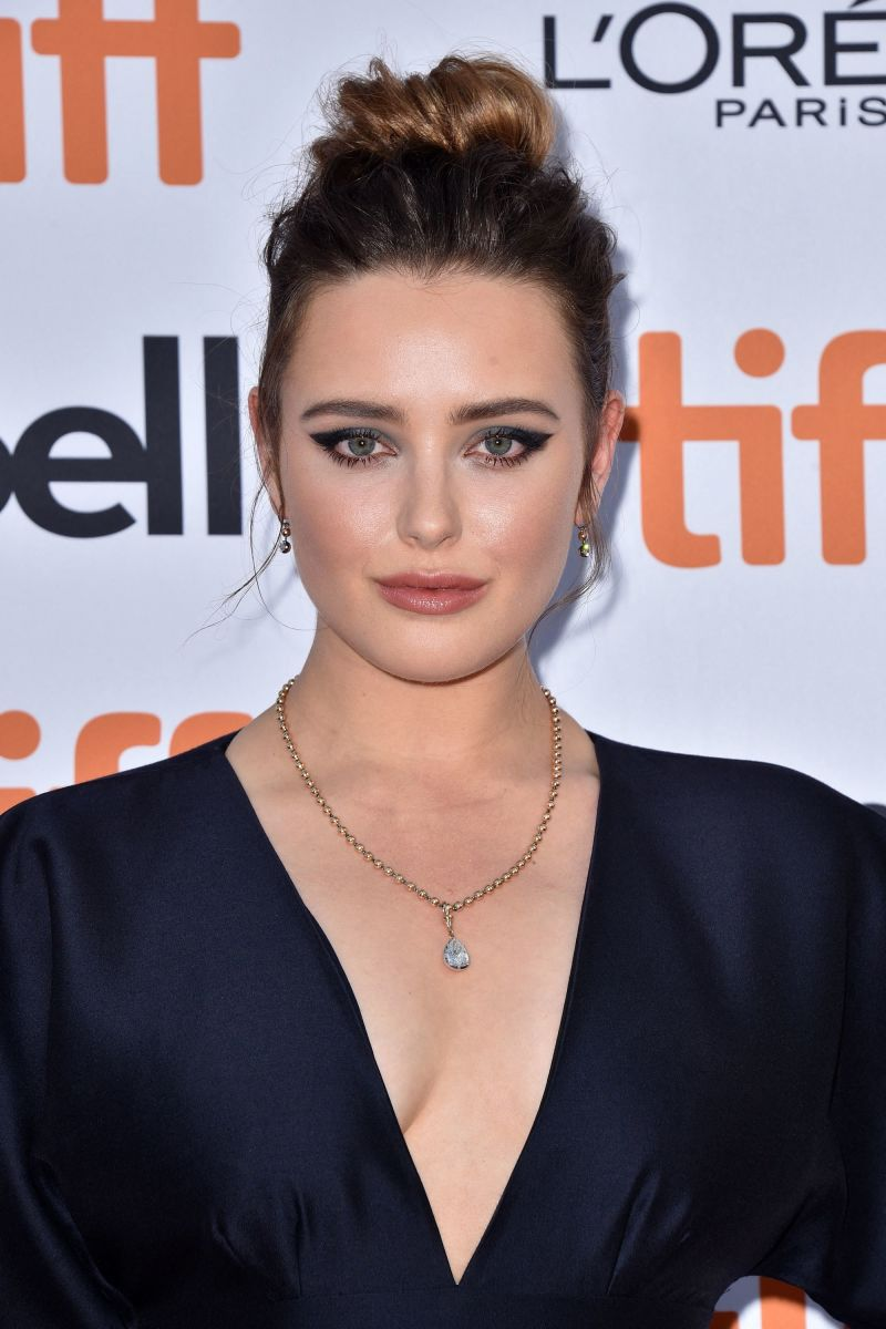 Katherine Langford Knives Out Toronto premiere 2019