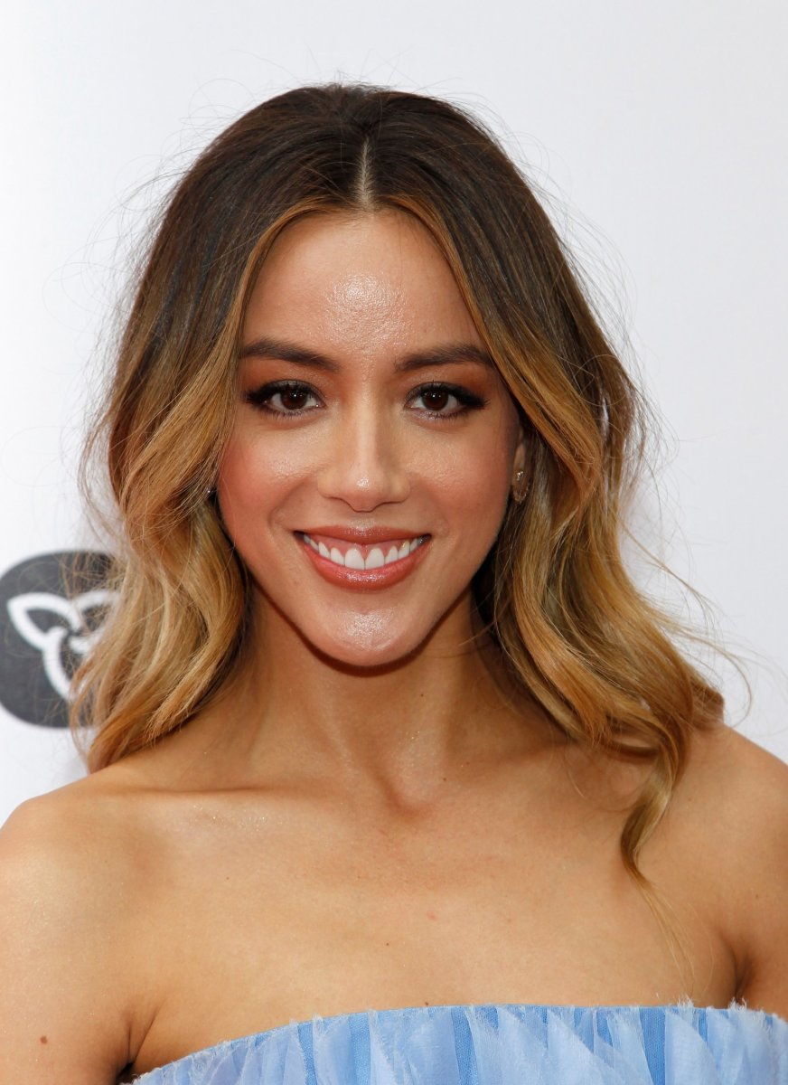 Chloe Bennet Abominable Toronto premiere 2019