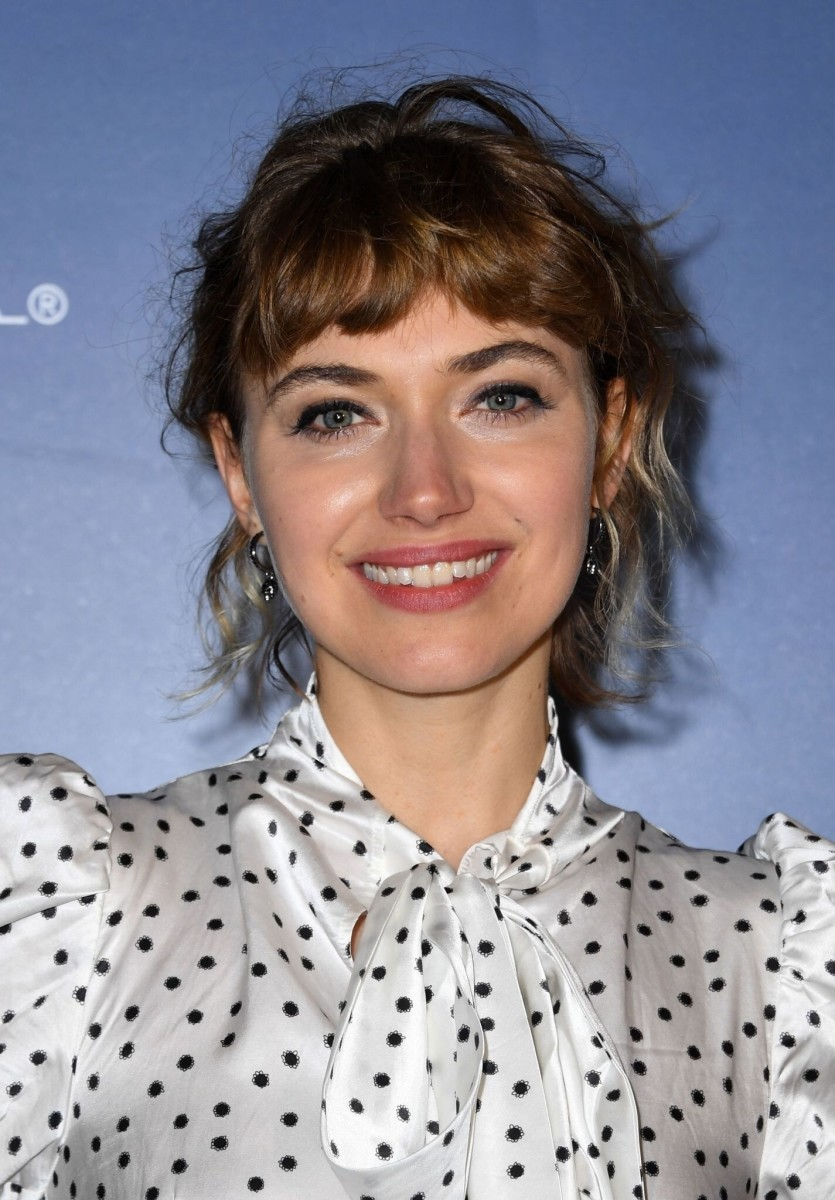 Imogen Poots HFPA and Hollywood Reporter TIFF party 2019
