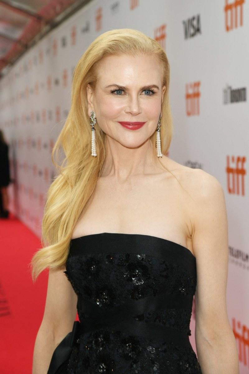 Nicole Kidman The Goldfinch Toronto premiere 2019