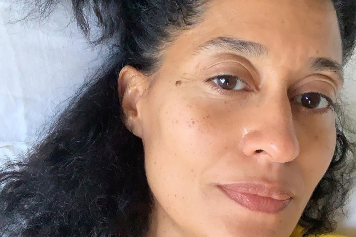 Tracee Ellis Ross skincare routine