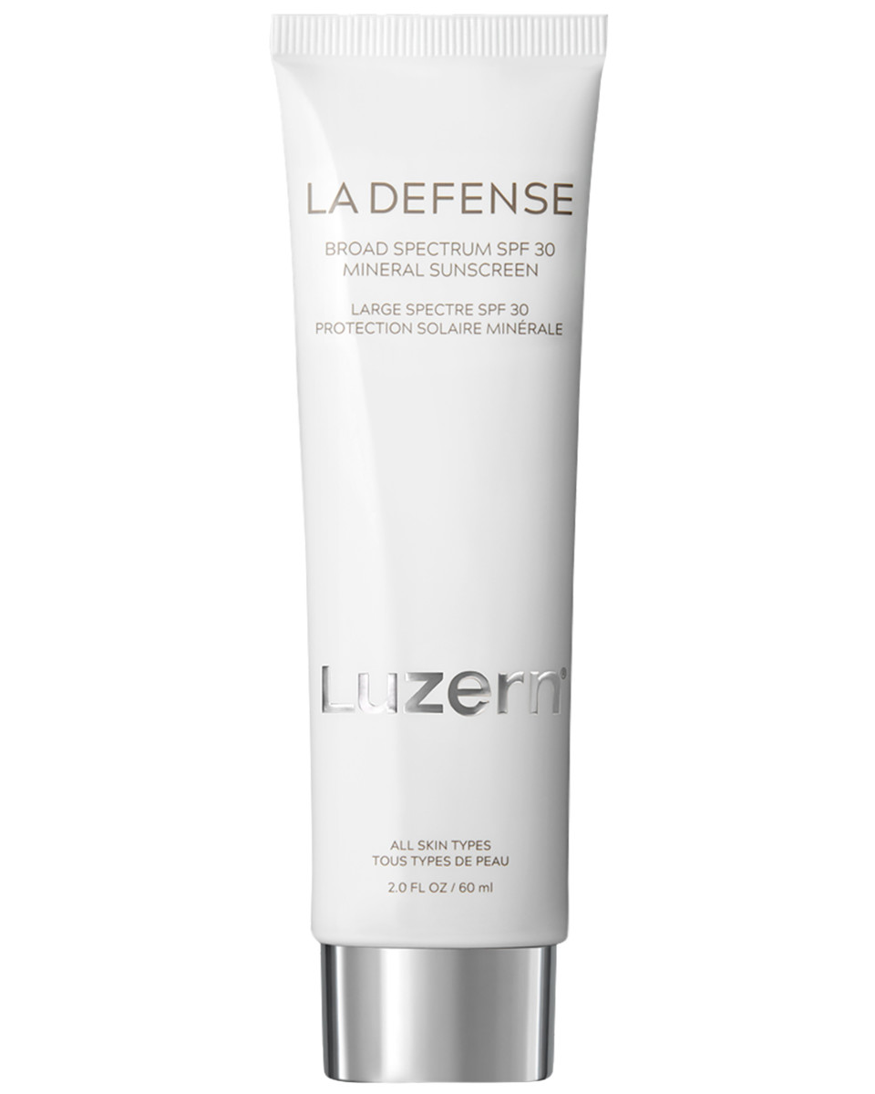 Luzern La Defense Broad Spectrum SPF 30 Mineral Sunscreen