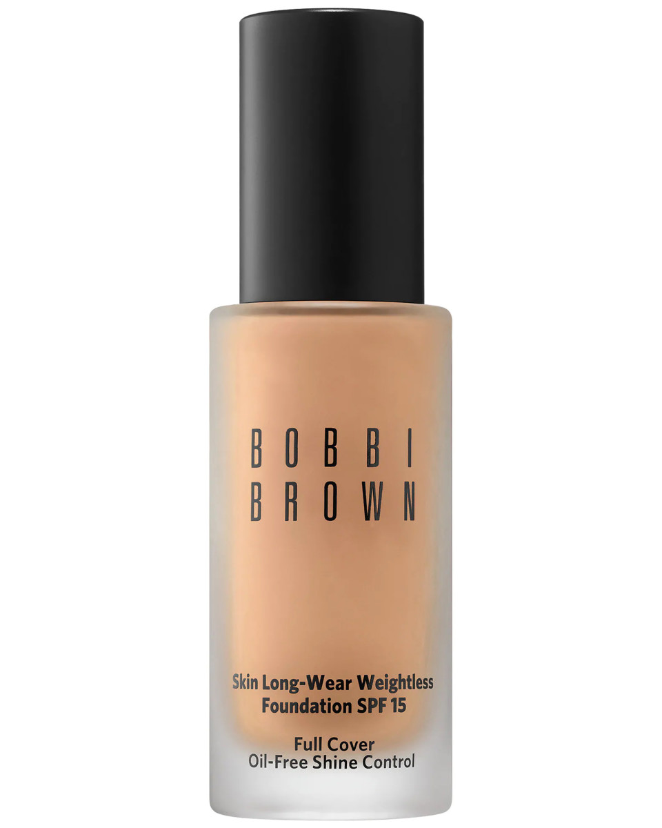 Bobbi Brown Skin Long-Wear Weightless Finish Foundation SPF 15