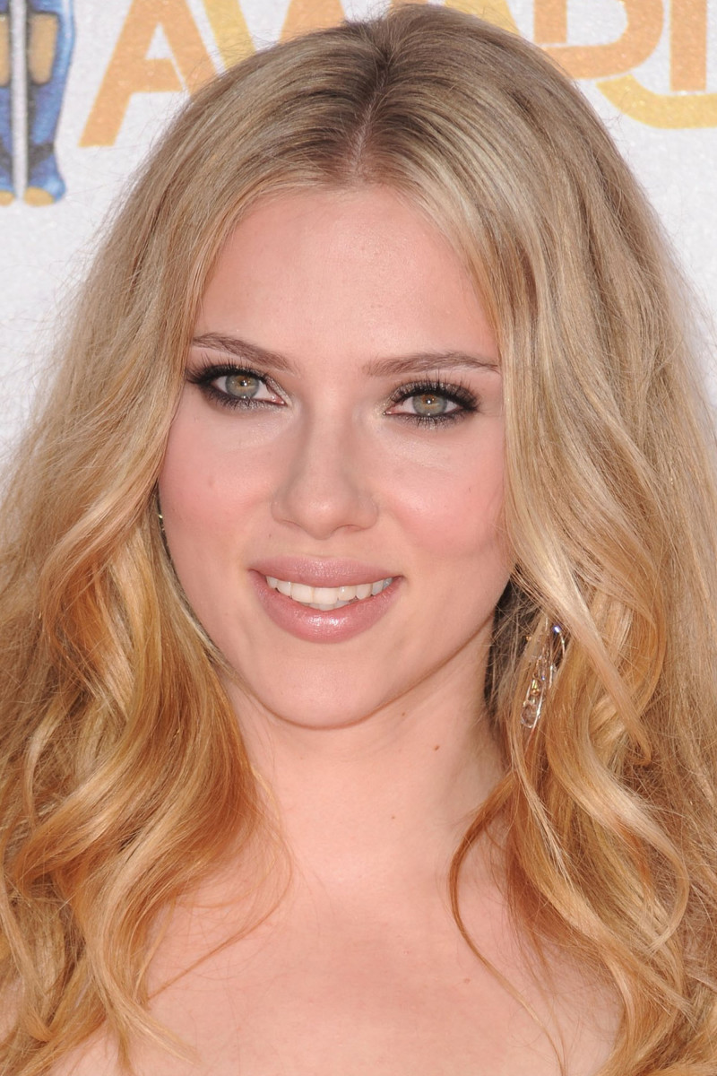 Scarlett Johansson MTV Movie Awards 2010