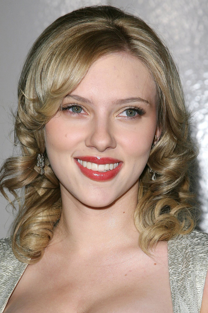 Scarlett Johansson Match Point premiere 2005