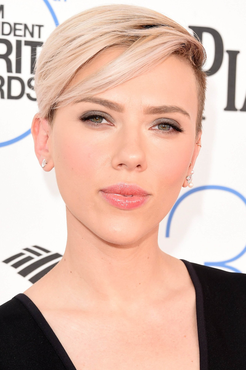 Scarlett Johansson Independent Spirit Awards 2015