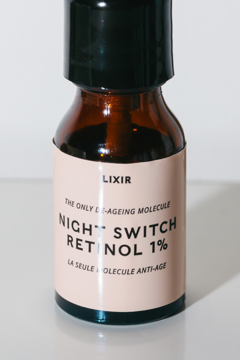 Lixirskin Night Switch Retinol 1 Percent