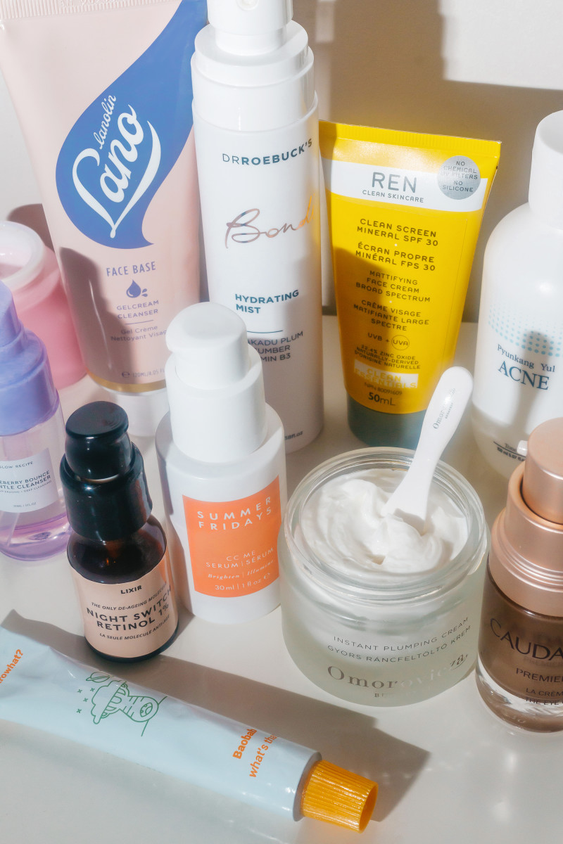 Skincare routine fall 2019