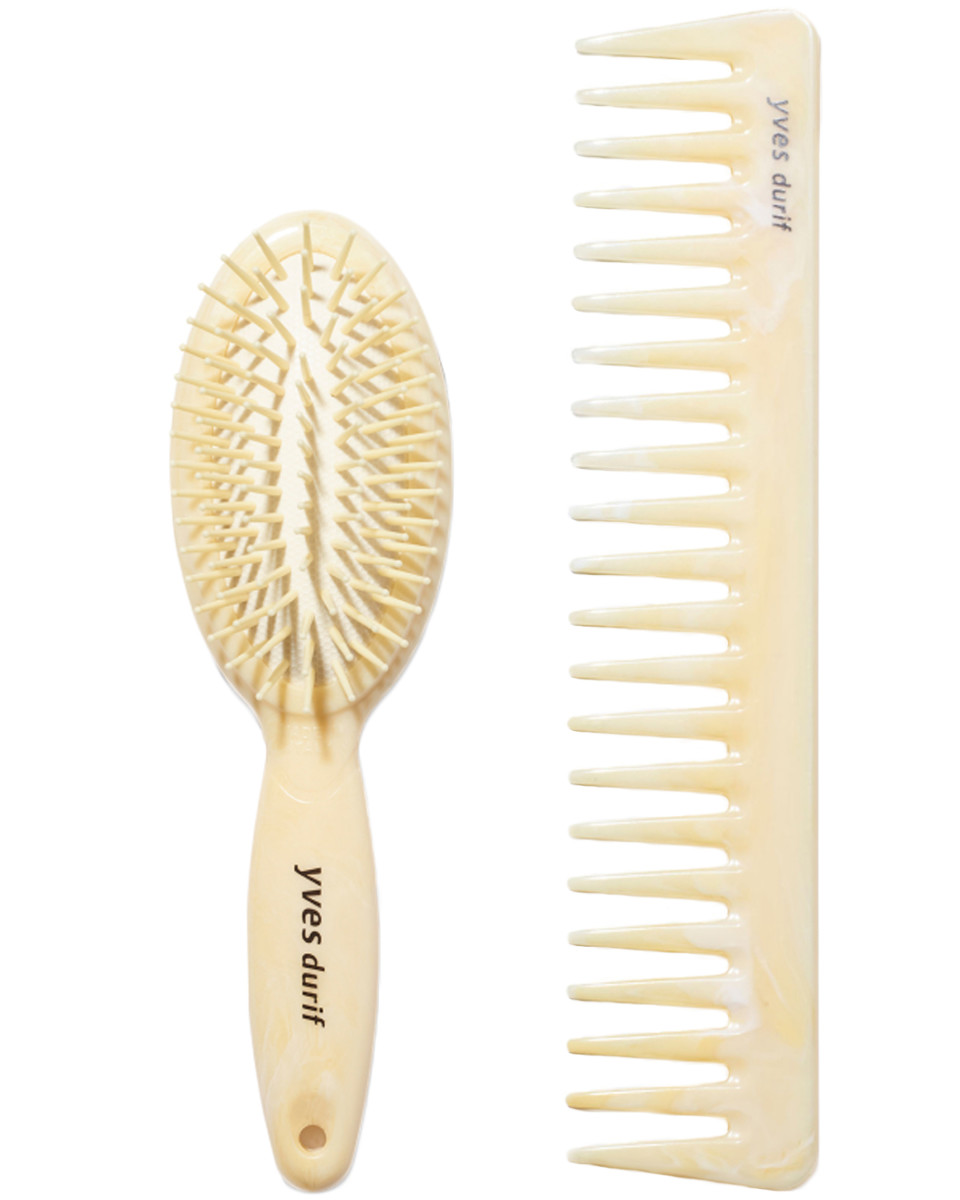 Yves Durif Petite Brush Comb Set