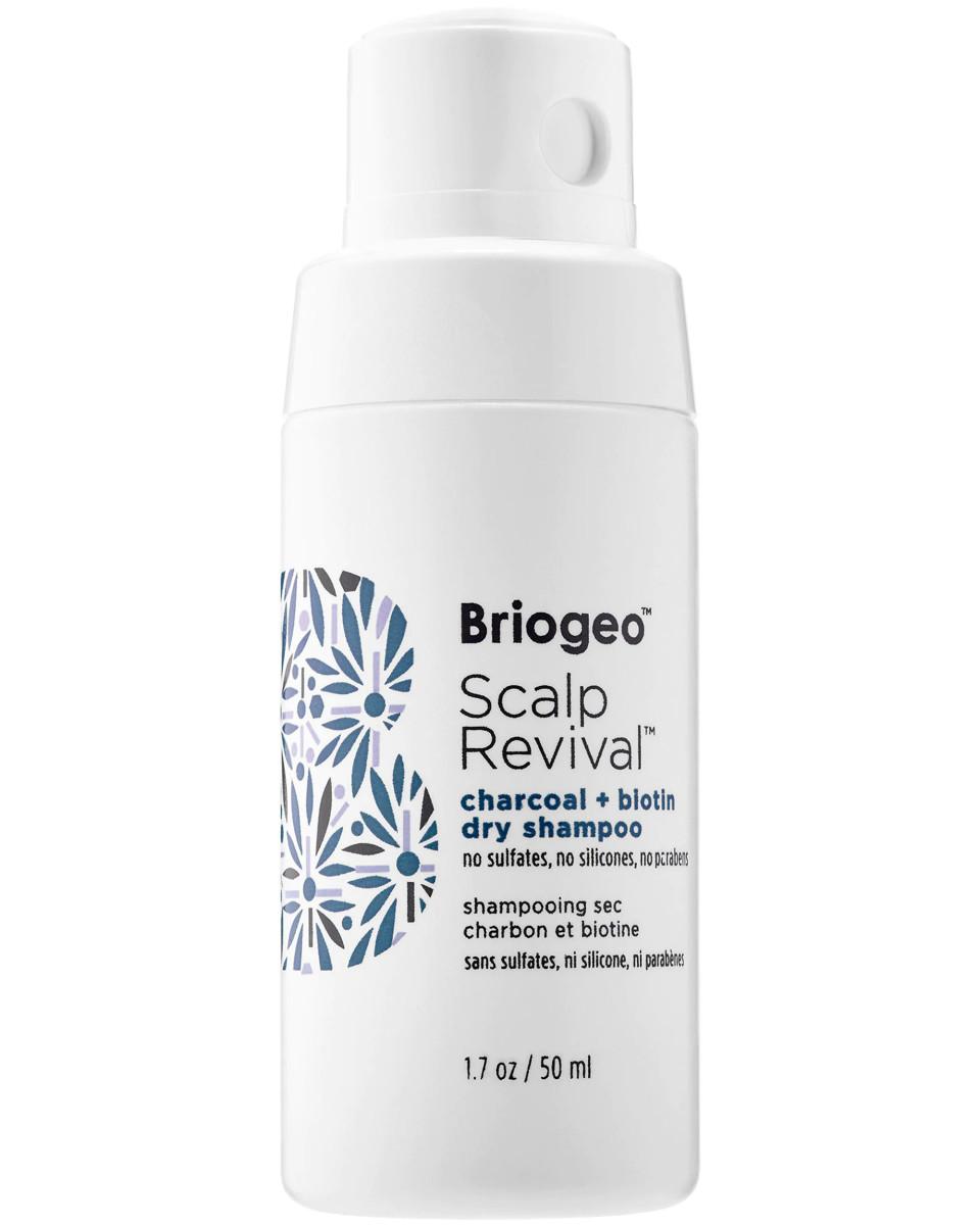 Briogeo Scalp Revival Charcoal Biotin Dry Shampoo