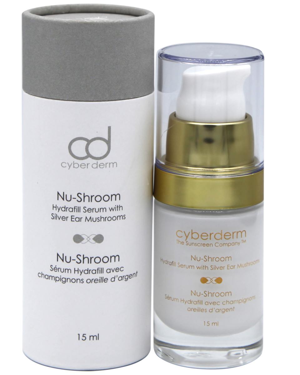 CyberDerm Nu-Shroom Hydrafill Serum