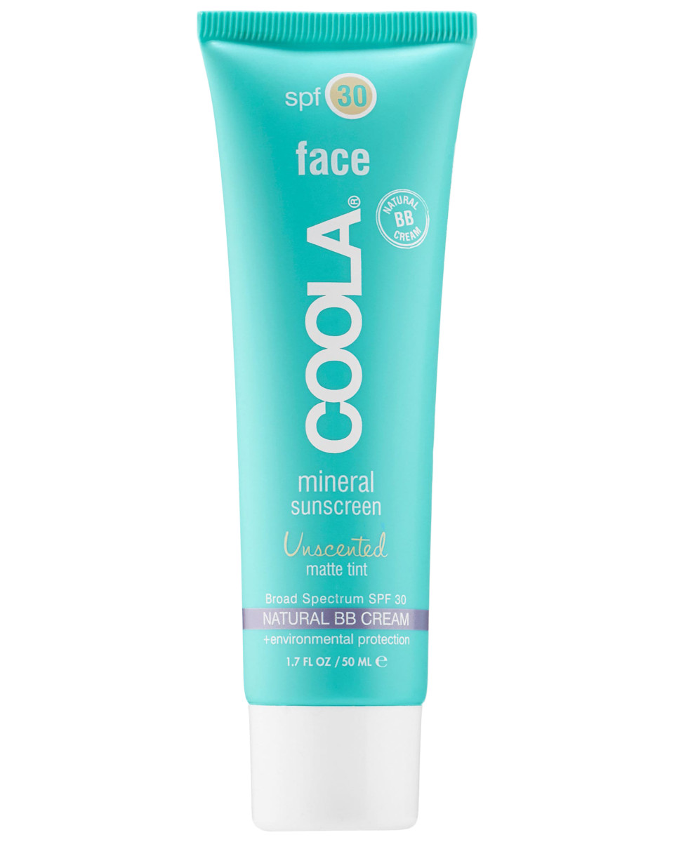 COOLA Mineral Face SPF 30 Unscented Matte Tint