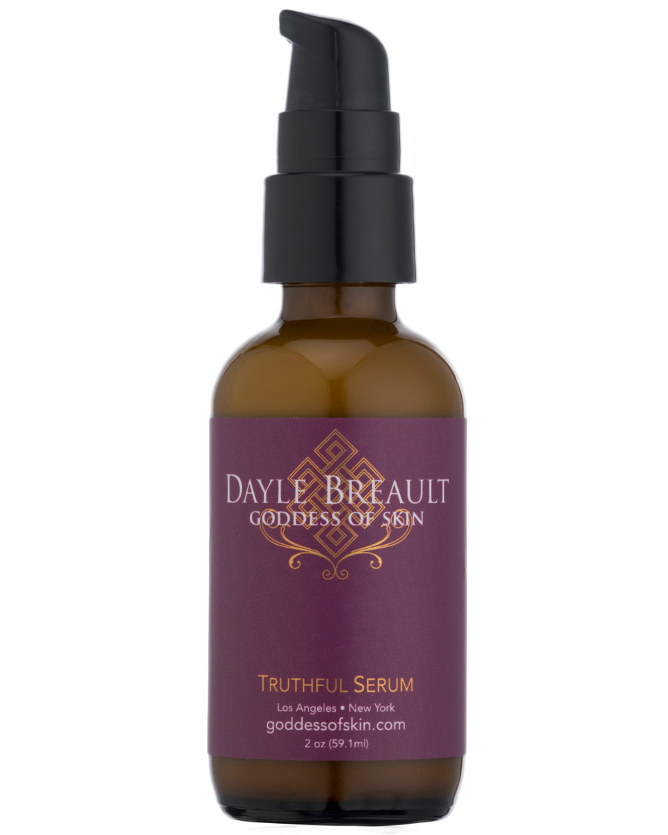 Dayle Breault Goddess of Skin Truthful Serum