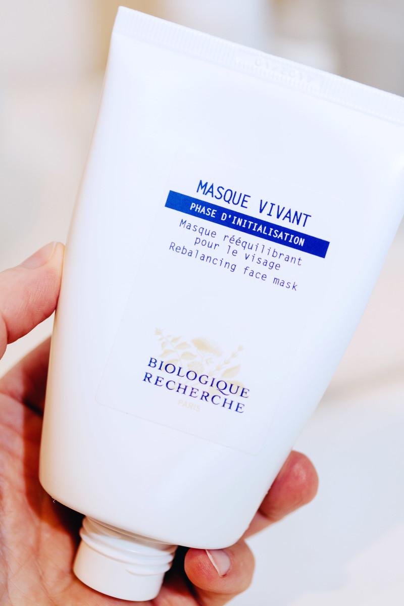 Masque Vivant from Biologique Recherche: Review + Photos