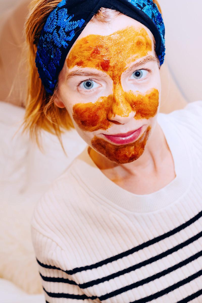 Masque Vivant