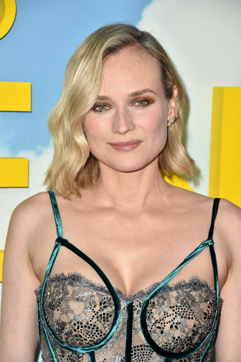 Diane Kruger, Welcome to Marwen premiere, 2018