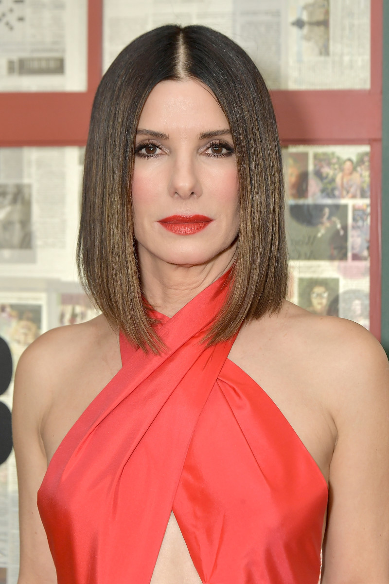 Sandra Bullock, Bird Box New York premiere, 2018
