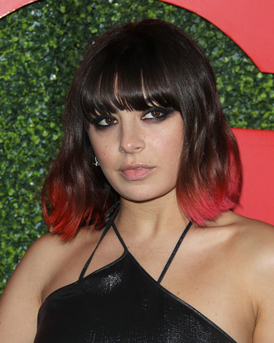 Charli XCX, GQ Men of the Year Party, 2018