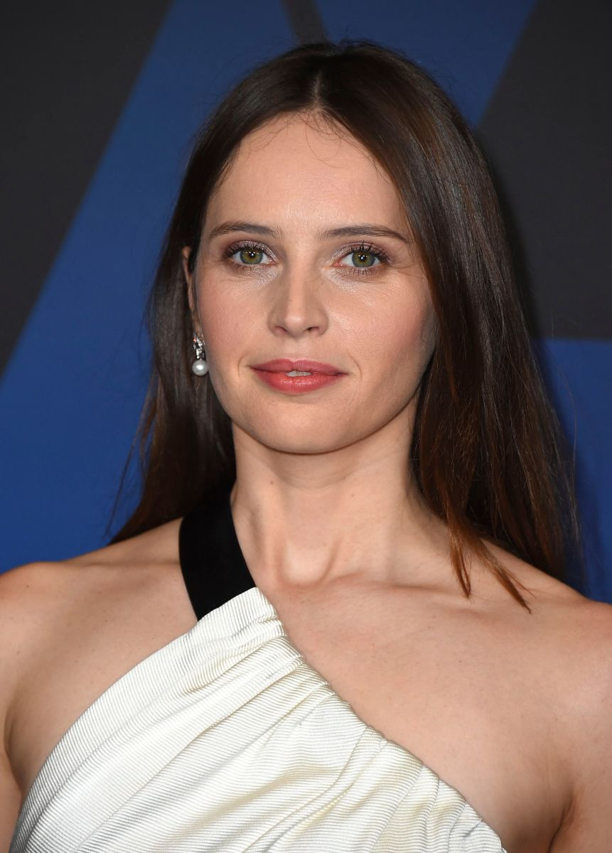 Felicity Jones, Governors Awards, 2018